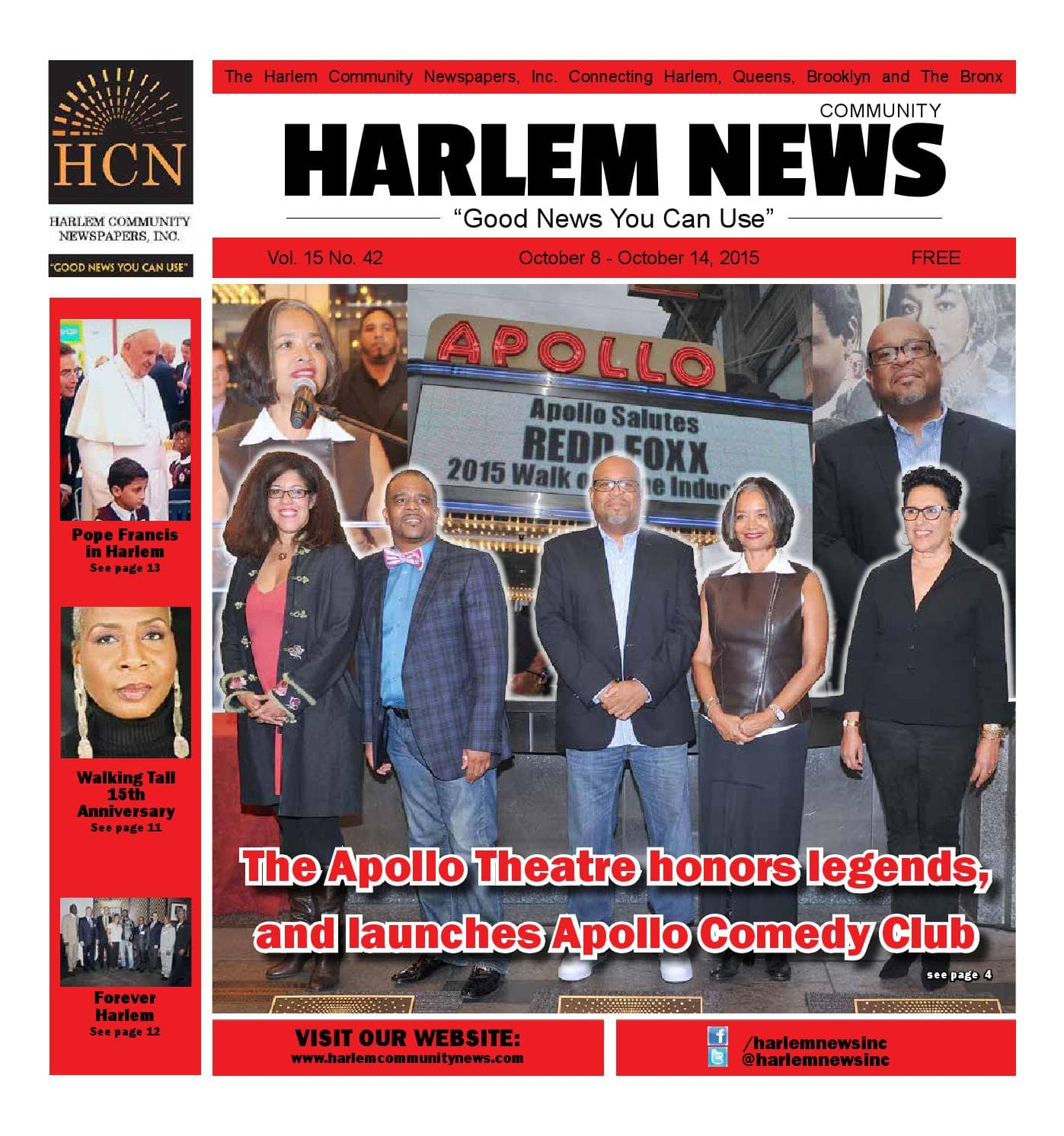 Harlem Community News
